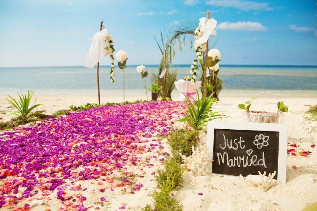 Destination Wedding Hotspots