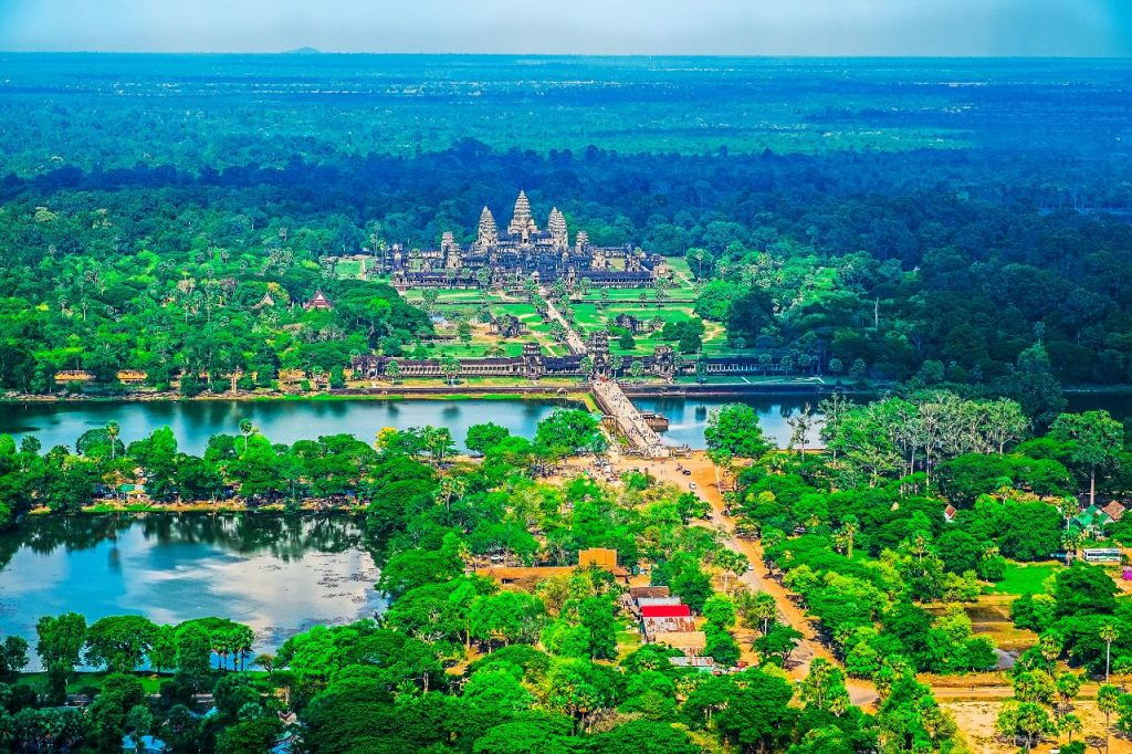 Most beautiful landmarks in Asia
